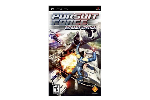 Pursuit Force 2: Extreme Justice PSP Game SONY - Newegg.com