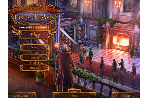 Queens Quest III The End of Dawn Collectors - DOWNLOAD FREE GAMES FULL