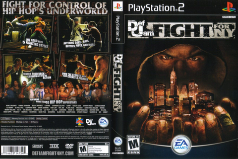 Def Jam: Fight for NY Cheat Codes for PS2
