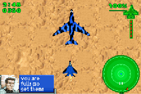 Ace Combat Advance - Symbian game. Ace Combat Advance sis ...