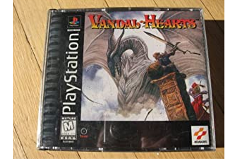 Amazon.com: Vandal Hearts: Video Games