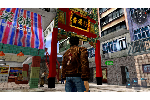 Buy Shenmue I & II Steam