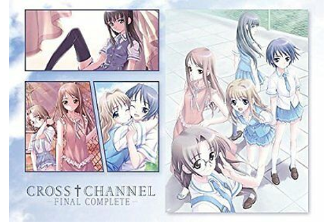 PC Windows Game CROSS † CHANNEL FINAL COMPLETE Japan ...