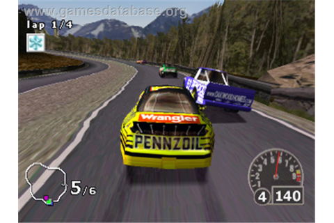 NASCAR Rumble - Sony Playstation - Games Database