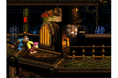 Donkey Kong Country 3: Dixie Kong's Double Trouble Review ...