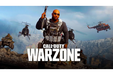 Call of Duty Warzone - Official Reveal Trailer - YouTube