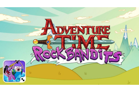 Cartoon Network releases Adventure Time game Rock Bandits