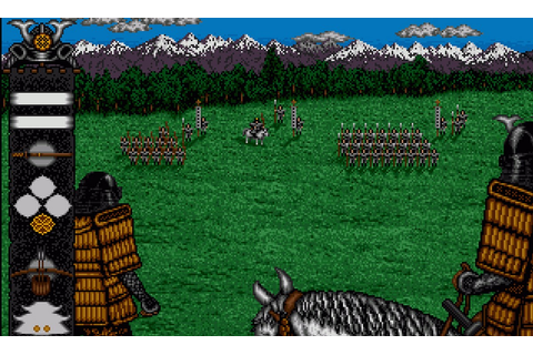 Lords of the Rising Sun - Amiga trucchi e codici