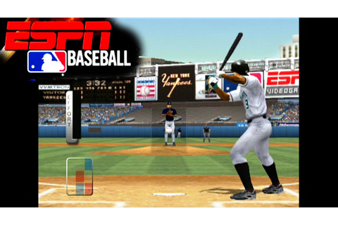 ESPN Major League Baseball ... (PS2) - YouTube
