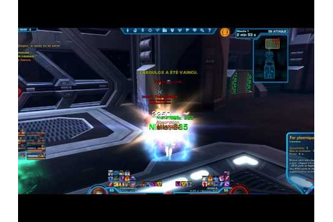SWTOR JEDI GUARDIAN VIGILANCE PVP lv 55 GAMEPLAY - YouTube