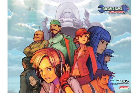 US: Advance Wars Dual Strike Coming To Wii U Virtual ...