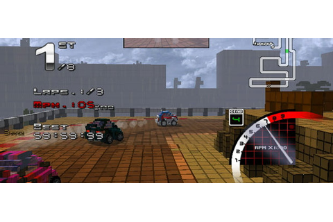 3D Pixel Racing - Video Game News, Videos, and File ...