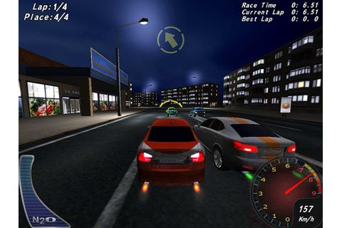 Night Street Racing - Download