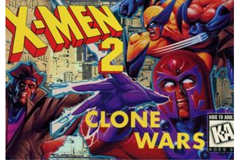X-Men 2: Clone wars - Symbian game. X-Men 2: Clone wars ...