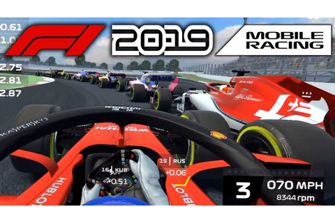 Last to ? Challenge at Spain! - F1 2019 Game Update for F1 ...