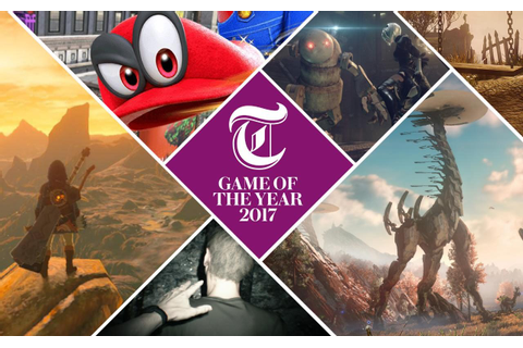 The Telegraph Game of the Year | The 15 best video games ...