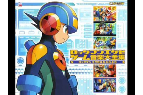 Rockman EXE 4~5 Game Music Complete Works audio sampler ...