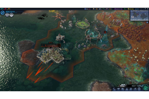 Sid Meier's Civilization: Beyond Earth - Rising Tide on Steam