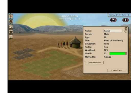 [FlashGame] 3rd world farmer : walkthrough - YouTube
