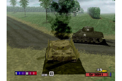 Panzer Front bis. (2001) by Enterbrain PS game