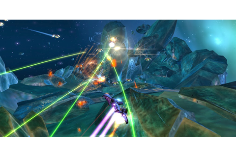 Aces Of The Galaxy Game - Free Download Full Version For Pc