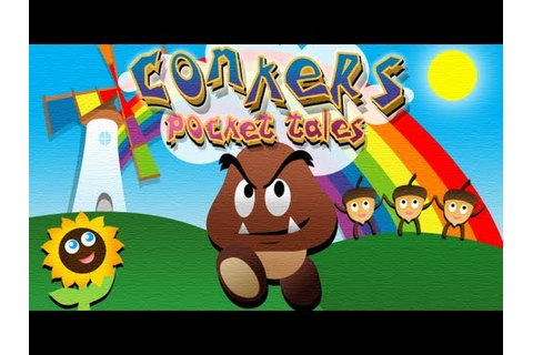 Conkers Pocket Tales - The Lonely Goomba - YouTube