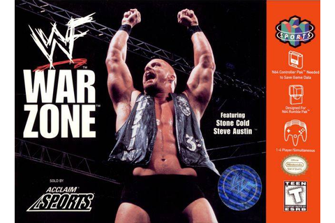 WWF War Zone - The Nintendo Wiki - Wii, Nintendo DS, and ...