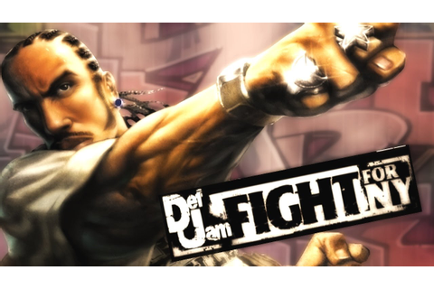 Def Jam | Fight for NY - The Takeover (PSP Gameplay) - YouTube