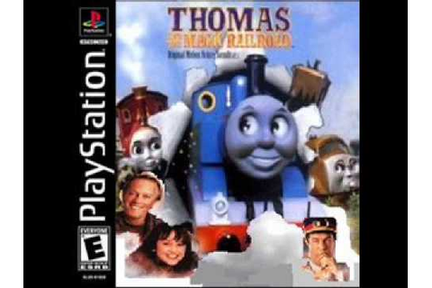 thomas and the magic railroad playstation campaign - YouTube