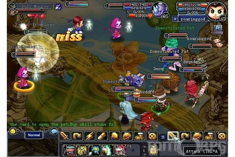 Free to Play PC Games: Elf Online Game