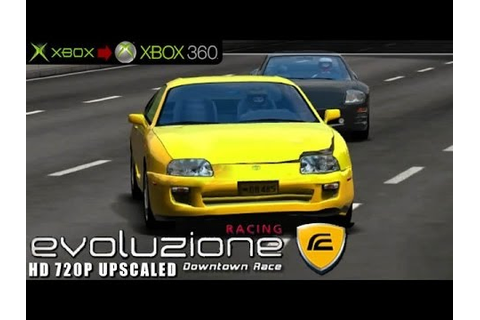 Racing Evoluzione - Gameplay Xbox HD 720P (Xbox to Xbox ...