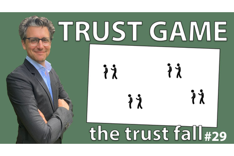 Trust Game - Trust Fall #29 - YouTube