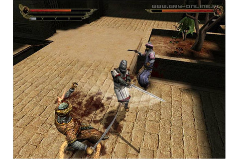 Knights of the Temple: Infernal Crusade - screenshots ...