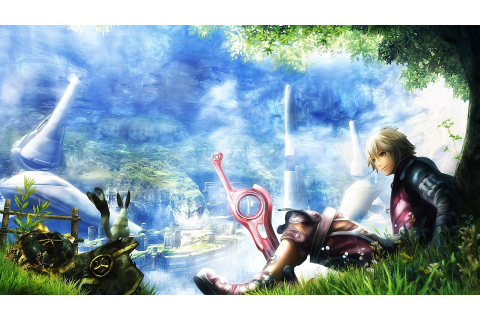 Xenoblade Chronicles HD Wallpaper | Background Image ...