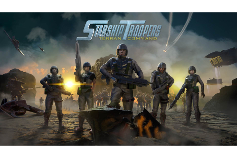 'Starship Troopers' is Getting a New PC Game in 2020 ...