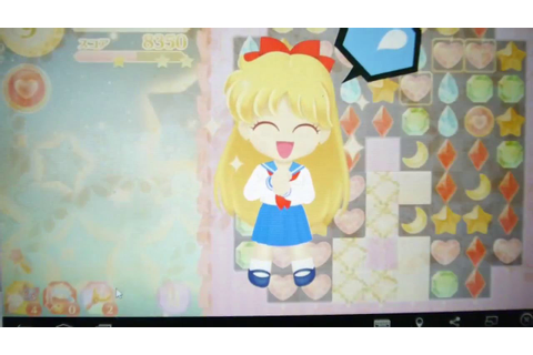 Aino Minako (Sailor Venus) power from Sailor moon drops ...