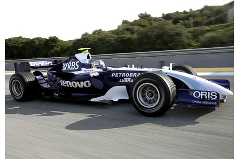 Williams F1 Team Unveils FW29 Car For 2007 Season News ...