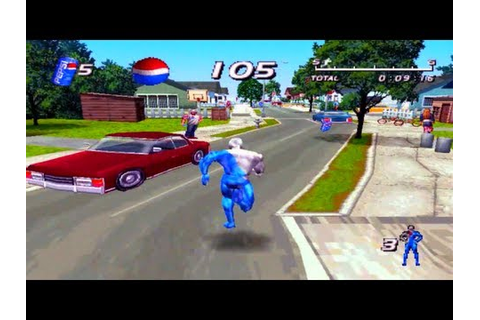 Pepsiman Game Review (PS1) - YouTube
