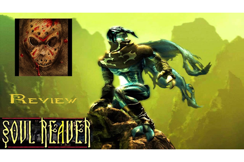 Legacy of Kain: Soul Reaver (Video Game Review) – Evil ...