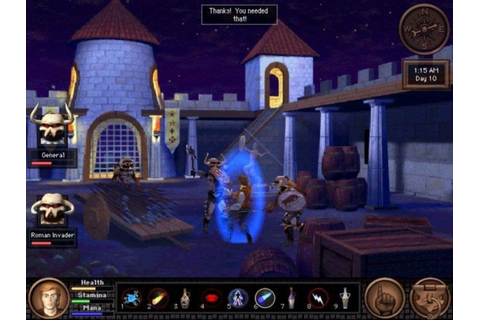 Quest for Glory 5 Dragon Fire - PC Review and Full ...