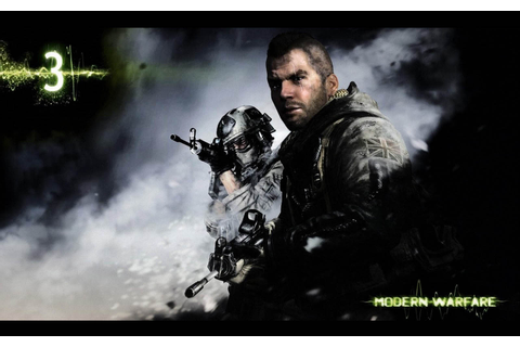 wallpaper: Call Of Duty Modern Warfare 3 Game Wallpapers