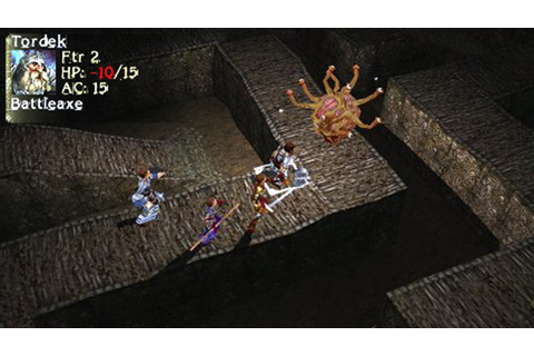 Dungeons & Dragons® Tactics Game | PSP - PlayStation