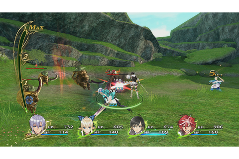 First screenshots and opening movie for Shining Resonance ...