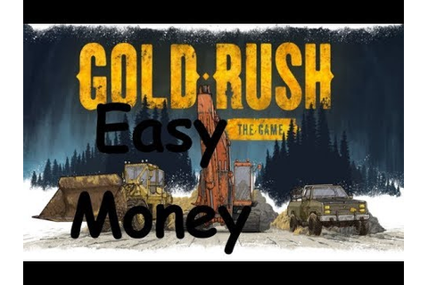 GOLD RUSH!!! How To Make Money Glitch/Cheat On Gold Rush ...