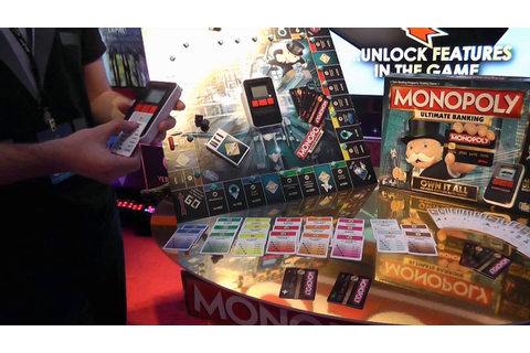 Monopoly Ultimate Banking Game - YouTube
