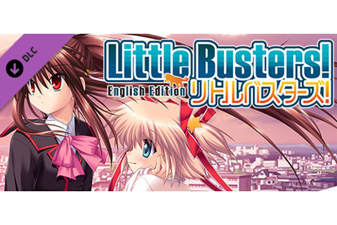 Little Busters! - Ecstasy Tracks on Steam