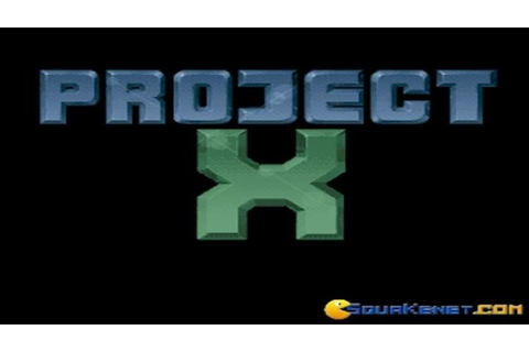 Project X gameplay (PC Game, 1992) - YouTube