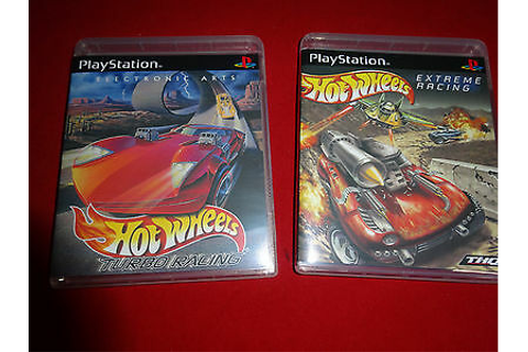 Empty Cases Hot Wheels Turbo Racing + Extreme Racing ...