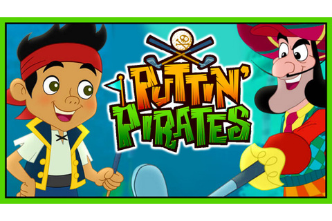 Jake And The Neverland Pirates Full Episode Game - Puttin ...