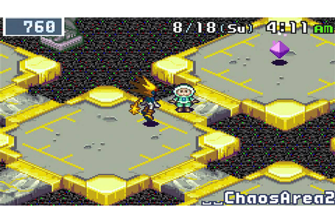 Rockman EXE 4.5: Real Operation - Finale: Land of Chaos ...